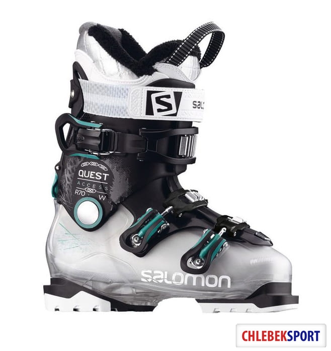 Buty narciarskie Salomon Quest Access R70 W 2017 [bn151]