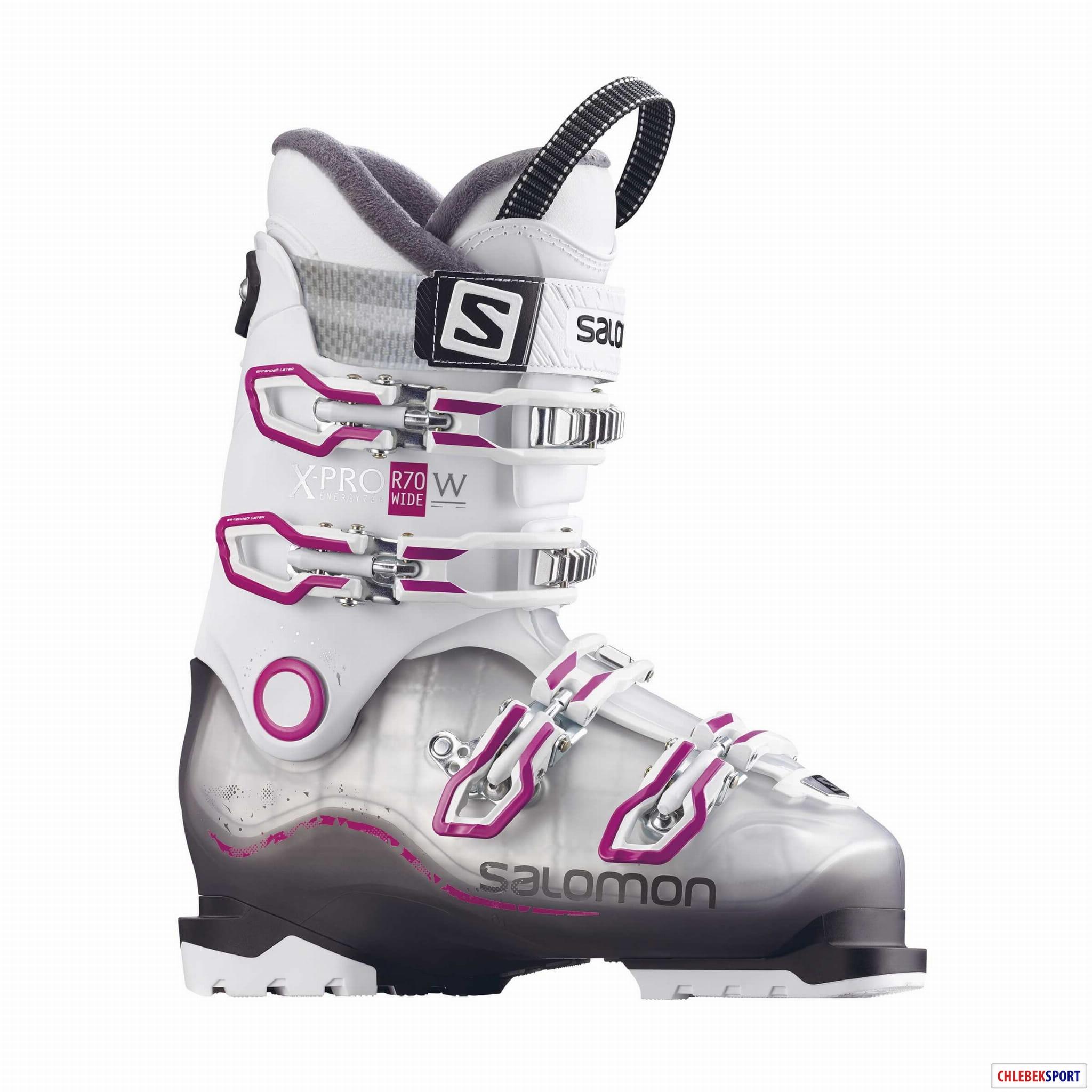 Buty narciarskie Salomon XPRO R70 Wide W 2017[BN152]