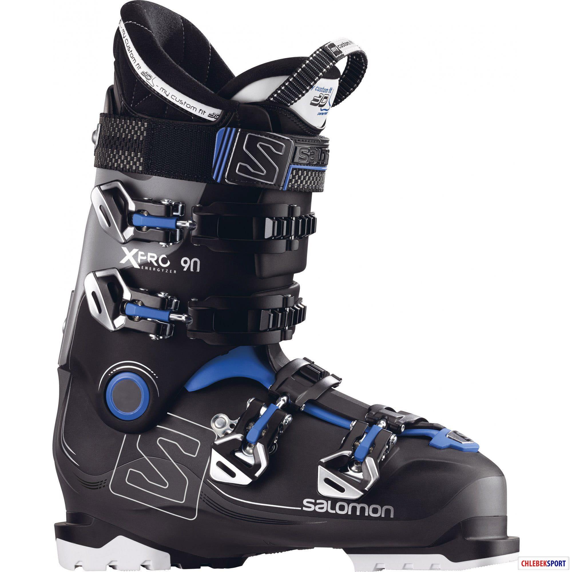 Buty narciarskie Salomon X Pro 90