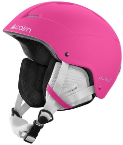 Kask Cairn Android J Mat Fluo Fuchsia